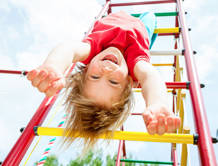 Playground Safety how to play safely on playset